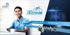 EVangelise by iCreate brings an exciting challenge for Electric Vehicle innovators in India