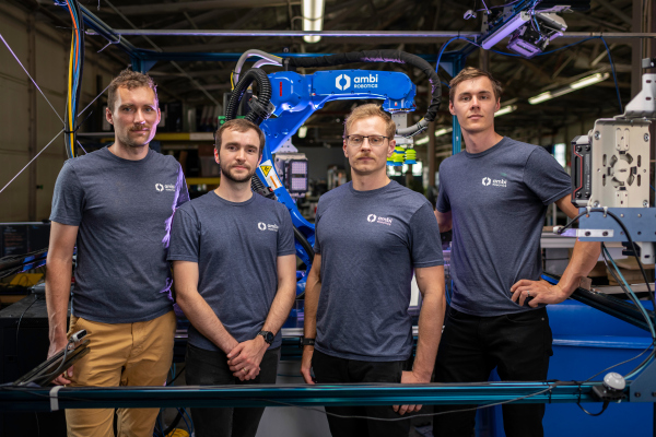 Logistics robotics startup Ambi raises $26M – TechCrunch