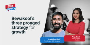 D2C fashion brand Bewakoof plans to diversify in different categories, eyes Rs 2,000 Cr revenue in 4 years