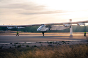 Solar-powered aircraft developer Skydweller Aero adds $8M to Series A, partners with Palantir – TechCrunch