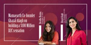 How husband-wife duo Varun and Ghazal Alagh built a profitable Rs 700-Cr D2C sensation
