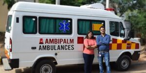 How this healthtech startup is disrupting India's medical transportation segment