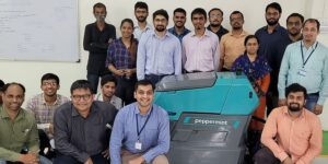 [Funding alert] Venture Catalysts and IAN lead Rs 5 Cr funding round in industrial robotics startup Peppermint