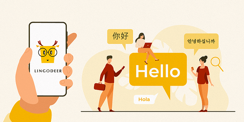 [App Friday] LingoDeer helps you learn a language intricately rather than just memorising words