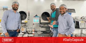 Inside Mukunda Foods' kitchen robots