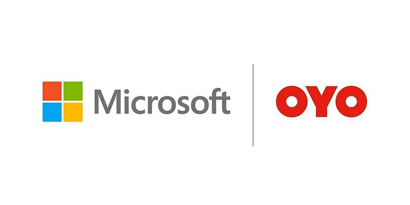 OYO and Microsoft announce strategic alliance to co-develop travel and hospitality products and technology