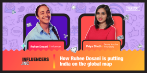 Instagram influencer Ruhee Dosani on her journey in the content creation space