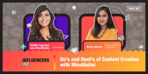 MissMalini's take on the booming influencer economy