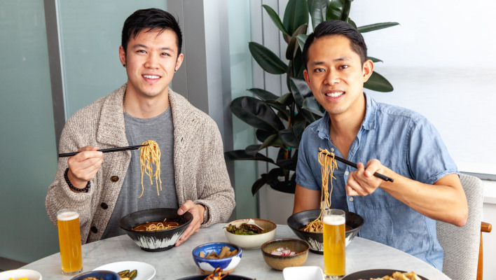 Immi takes in $3.8M to cook up plant-based instant ramen – TechCrunch