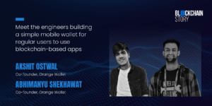 Meet the engineers building a simple mobile wallet for using blockchain-based apps