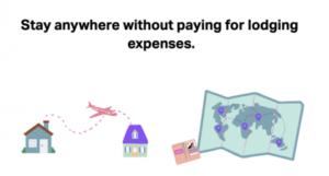 Travel by Exchanging Homes for Free With 48 dots