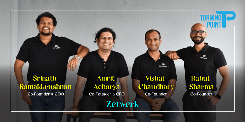 [The Turning Point] How pivoting from a SaaS to marketplace model worked for B2B unicorn Zetwerk
