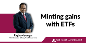 Axis Consumption MF a cost-effective, passively managed investment product, says Axis Mutual Fund's Raghav Iyengar