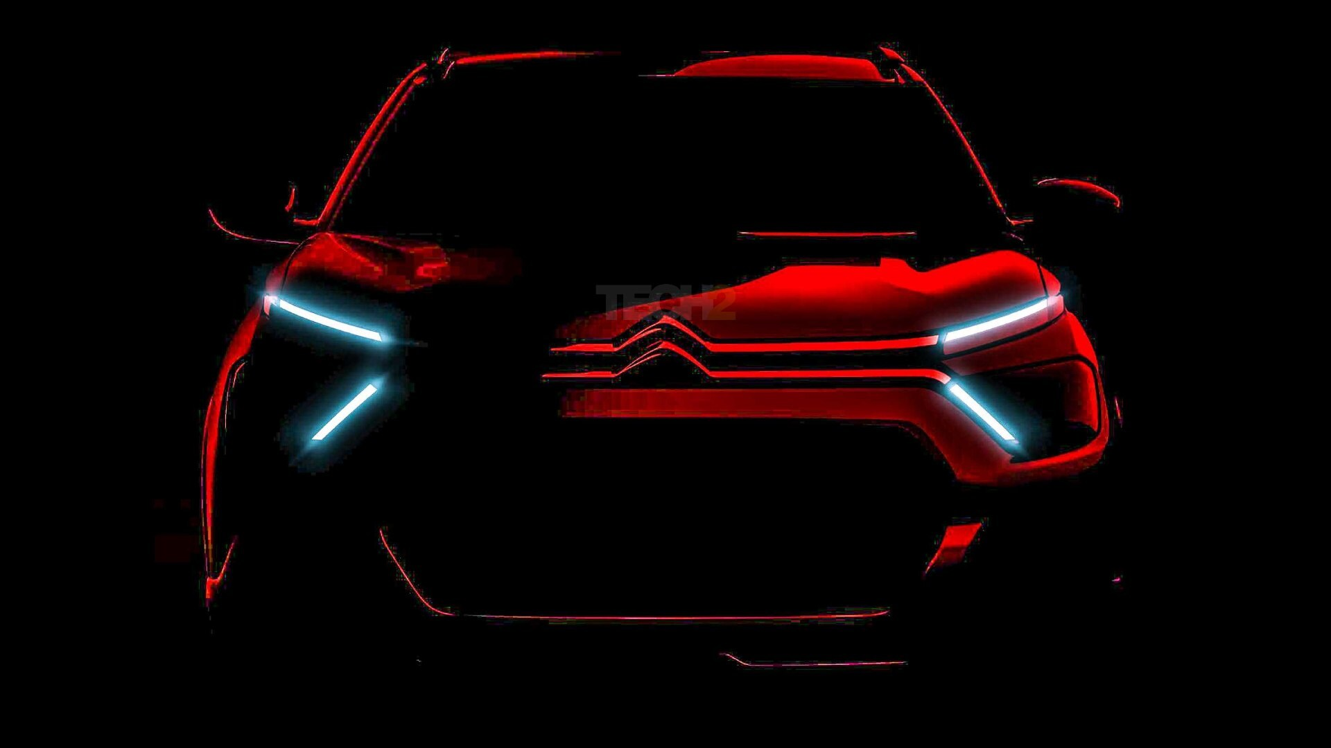 Made-in-India Citroen C3 compact SUV teased ahead of world premiere on 16 September- Technology News, FP
