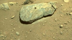 NASA's Perseverance rover might've succeeded in collecting a piece of Martian rock- Technology News, FP