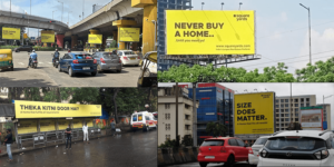 Square Yards rolls out town-wide OOH campaign to drive brand awareness