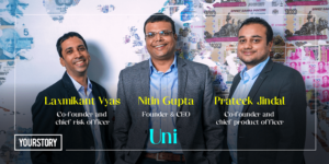 PayU founder Nitin Gupta launches 'pay later' card startup Uni with a unique proposition