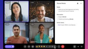 Virtual meeting platform Vowel raises $13.5M, aims to cure meeting fatigue – TechCrunch